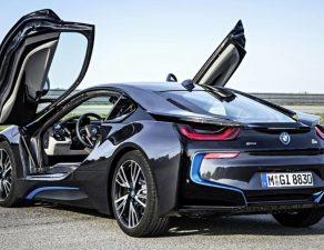 BMW i8 Plug in hybrid