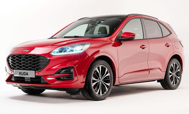 Форд Куга модел 2019