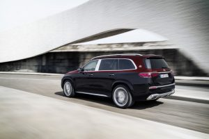 Новият Maybach GLS 2020
