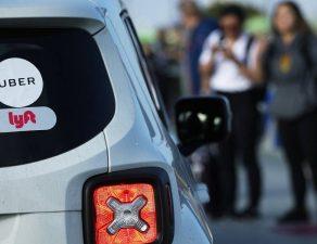 Автомобил на Uber и Lyft